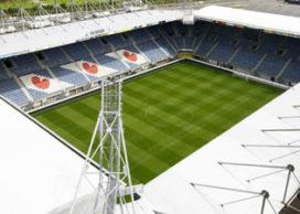 Voorlopig geen uitbreiding sc Heerenveen stadion