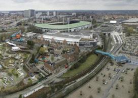 KCAP, Arup en Fakton transformeren Heizelgebied Brussel