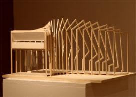 'The Horizon Pavilion' wint Public Art Award