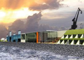 Twee winnaars World Sustainability Centre Afsluitdijk
