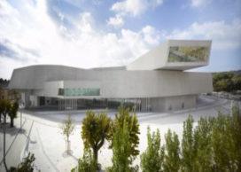Stirling Prize 2010 naar MAXXI (museum), Rome door Zaha Hadid
