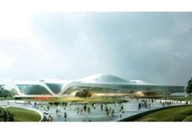 Start bouw grootste theater in Azië