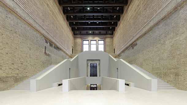 NeuesMuseum nominatie Stirling Prize