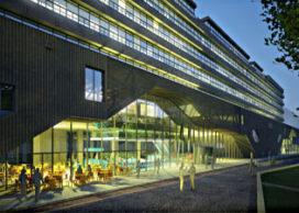 OIII ontwerpt nieuwbouw faculteit CiGT TU Delft