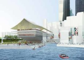 Koolhaas presenteert masterplan Hongkong