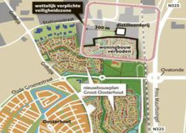 300 huizen bij Oosterhout geschrapt