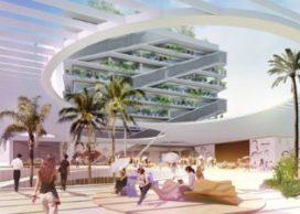 Mecanoo ontwerpt bibliotheek in Kaohsiung