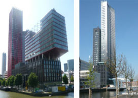 Rotterdam architectuurstad