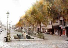 AWG architecten en OKRA winnen prijsvraag IJzerenvliet Mechelen