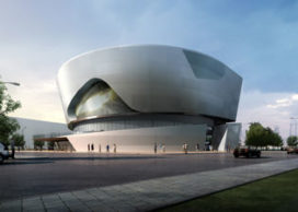 SAIC-GM Paviljoen wint Expo 2010 Architectural Award