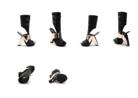 Schoenen als bouwwerken