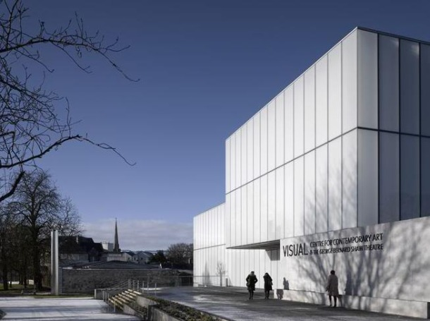 Bernhard Shaw Theater Ierland, Terry Pawson Architects