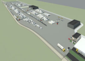 Archicom ontwikkelt railterminal Roemenië