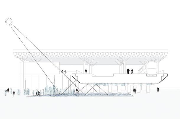 Nieuwe stations van Roeselaere
