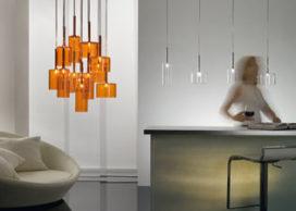 Lamp Spillray van AxoLight door Manuel Vivian