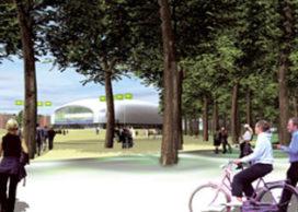 Sportcampus Zuiderpark stap dichterbij