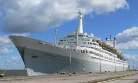 SS Rotterdam open voor publiek