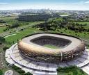 BAM bouwt tweede stadion in Zuid-Afrika