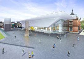 Bouw Stedelijk Museum volgende week hervat