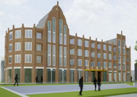 Monumentaal appartementencomplex in Steenwijk