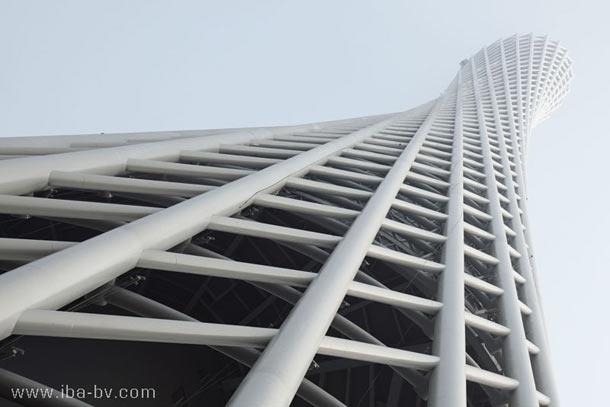 IBA Toren China