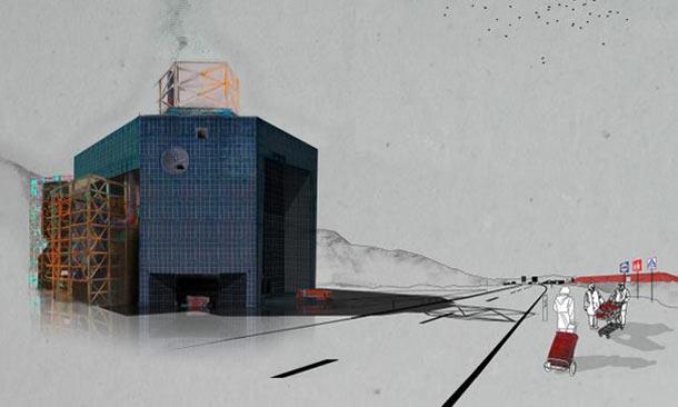 Tweede prijs Euregionale Architectuurprijs 2010