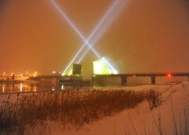 Renovatie brug Ventspils voltooid