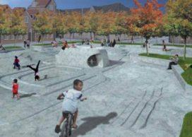 Waterplein wint subsidie