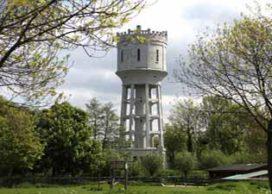 Van watertoren tot woning