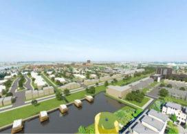 Ontwerpwedstrijd waterwoning Harnaschpolder Delft