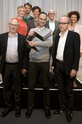 Tiddo de Ruiter wint TMS 2010