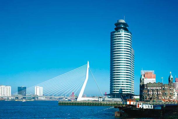 World Port Center Rotterdam Norman Foster
