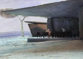 Serpentine Pavilion in 2011 door Peter Zumthor