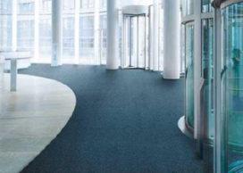Een schoner, veiliger en duurzaam gebouw begint bij uw entree