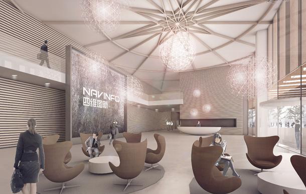 Van Aken Architecten verwerft grote interieuropdracht in Beijing