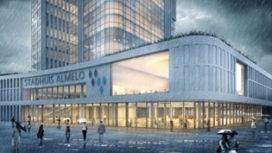Kraaijvanger Urbis ontwerpt nieuw stadhuis Almelo