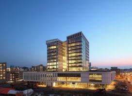 Stadhuis Almelo door Kraaijvanger