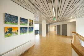 Art Strip, plafond kantlat én ophangsysteem in één