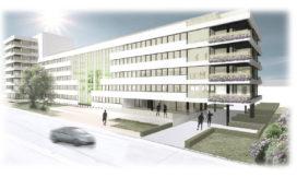 ARC16: C´est n`est past pas une violon – Transformatievoorstel kantoorgebouw Batavia Laan van Noi Den Haag – Architecten aan de Maas