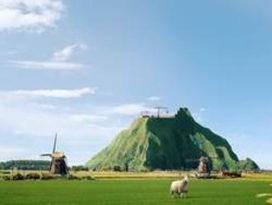 Plannen Nederlandse berg vorderen
