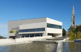 Bibliotheek Dun Laoghaire Ierland door Carr Cotter Naessens