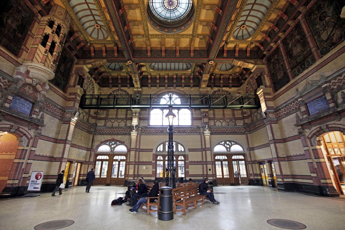 Blog NS Stations Jet van der Hee - Noor Scheltema