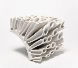 3D-geprinte buisjes weren geluid