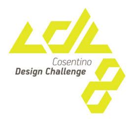 International Cosentino Design Challenge van start