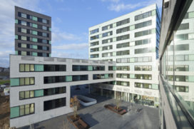Benthem Crouwel levert wooncomplex in Venlo op