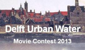 Delft Urban Water Movie Contest 2013