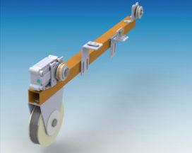 Dictamat 50 – Voor het gecontroleerd mechanisch sluiten van schuifdeuren