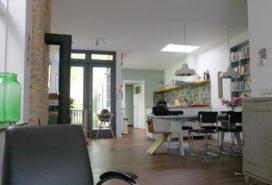 Transformatie Dijkstraat 6 in Gouda door AM architectuur | AtelierArchitecten