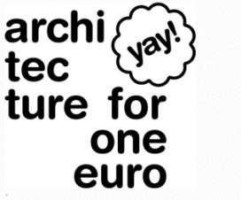 Raadpleeg een architect voor een euro