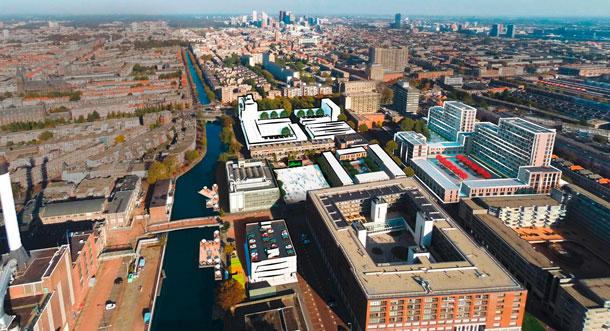 Energiekwartier Den Haag krijgt 450 woningen